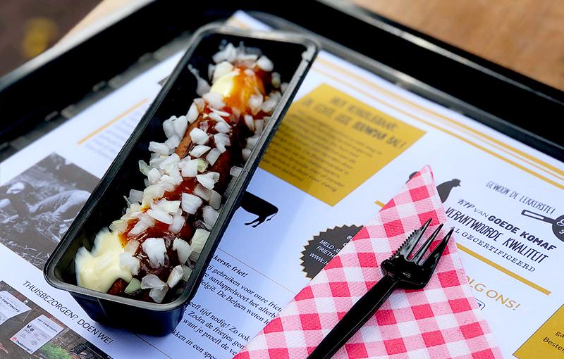 Het Friethuys Schaijk, voor de lekkerste snacks